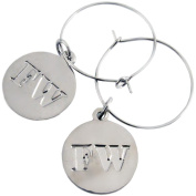 Fuseworks Wine Charms 2pc