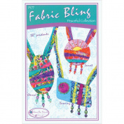 Vanilla House Patterns-Fabric Bling Peaceful Collection