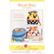 Cotton Ginnys Patterns-Bread Bagz For Everyday