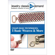 Kalmbach Publications CD Rom Books-Chain Mail Techniques
