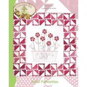Crabapple Hill Studio Patterns-Joyful Poinsettias