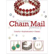 Kalmbach Publishing Books-Creative Chain Mail Jewellery