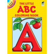 Dover Publications-The Little ABC Colouring Book