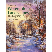 Search Press Books-Painting Watercolour Landscapes