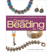 Kalmbach Publishing Books-Creative Beading Volume 7