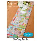 Valori Wells Pattern-Sophia Table Runner