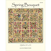 Laundry Basket Quilts-Spring Bouquet