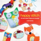 North Light Books-Happy Stitch