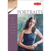 Walter Foster Creative Books-Watercolour Made Easy Portraits