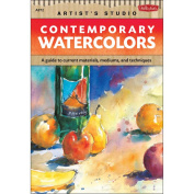 Walter Foster Creative Books-Contemporary Watercolours