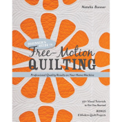 Stash Books-Beginner's Guide To Free-Motion Quilting