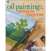 North Light Books-Oil Painting For The Absolute Beginner