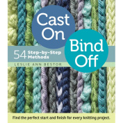 Storey Publishing-Cast On Bind Off