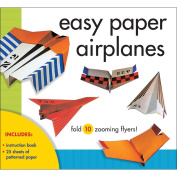 Sterling Publishing-Easy Paper Aeroplanes Kit