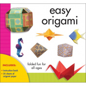 Sterling Publishing-Easy Origami Kit