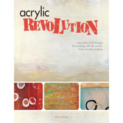 F & W Books-Acrylic Revolution:New Tricks & Techniques