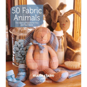 Search Press Books-50 Fabric Animals