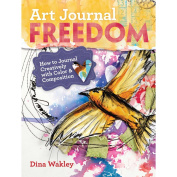 F & W Books-Art Journal Freedom