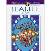 Dover Publications-Sea Life Designs