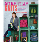 Chronicle Books-Step It Up Knits