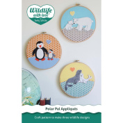 Betz White Patterns-Polar Pal Appliques