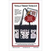Patterns By Annie-Totally Trendy Totes 2.0
