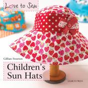 Search Press Books - Children's Sun Hats