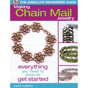 Kalmbach Publishing Books-Making Chain Mail Jewellery