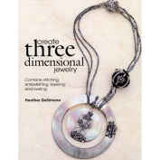 Kalmbach Publishing Books-Create Three Dimensional Jewellery