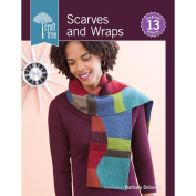 Interweave Press-Craft Tree Scarves And Wraps