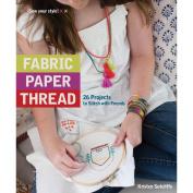 FunStitch Studio-Fabric Paper Thread