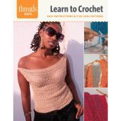 Taunton Press-Learn to Crochet