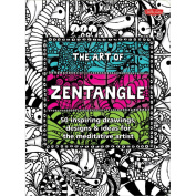 Walter Foster Creative Books-The Art Of Zentangle