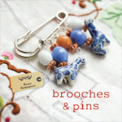 Guild Of Master Craftsman Books-Brooches & Pins