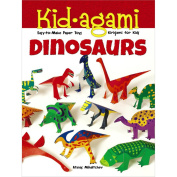 Dover Publications-Kid-Agami Dinosaurs