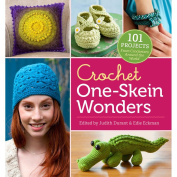 Storey Publishing-Crochet One Skein Wonders