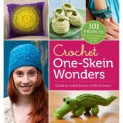 Storey Publishing-Crochet One Skein Wonders