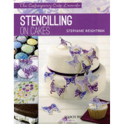 Search Press Books-Stencilling on Cakes