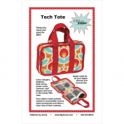 Patterns By Annie-Tech Tote