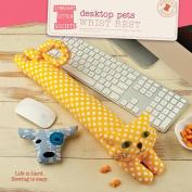 Straight Stitch Society Oliver + S Patterns-Desktop Pets Wrist Rest