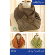 Indygo Junction-Infinity Pocket Scarf
