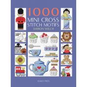 Search Press Books-1000 Mini Cross Stitch Motifs