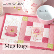 Search Press Books-Mug Rugs