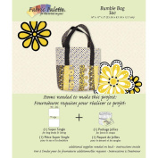 Fabric Editions Design Sheet/Project Card-Bumble Bag