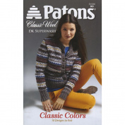 Patons-Classic Wool Dk-Classic Colours Book