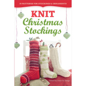 Storey Publishing-Knit Christmas Stockings