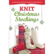 Storey Publishing-Knit Christmas Stockings