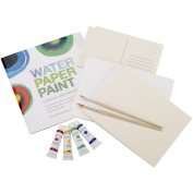 Quarry Books-Water Paper Paint Kit