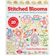 Lark Books-Stitched Blooms
