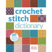 Interweave Press-Crochet Stitch Dictionary